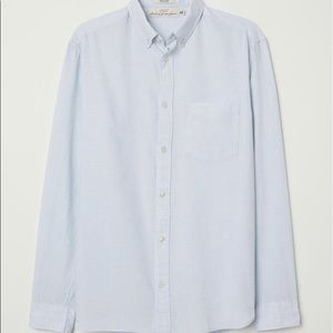 Button down shirt from h&m